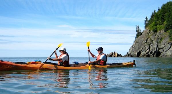 FreshAir Adventure   Kayak Tours Fundy National Park