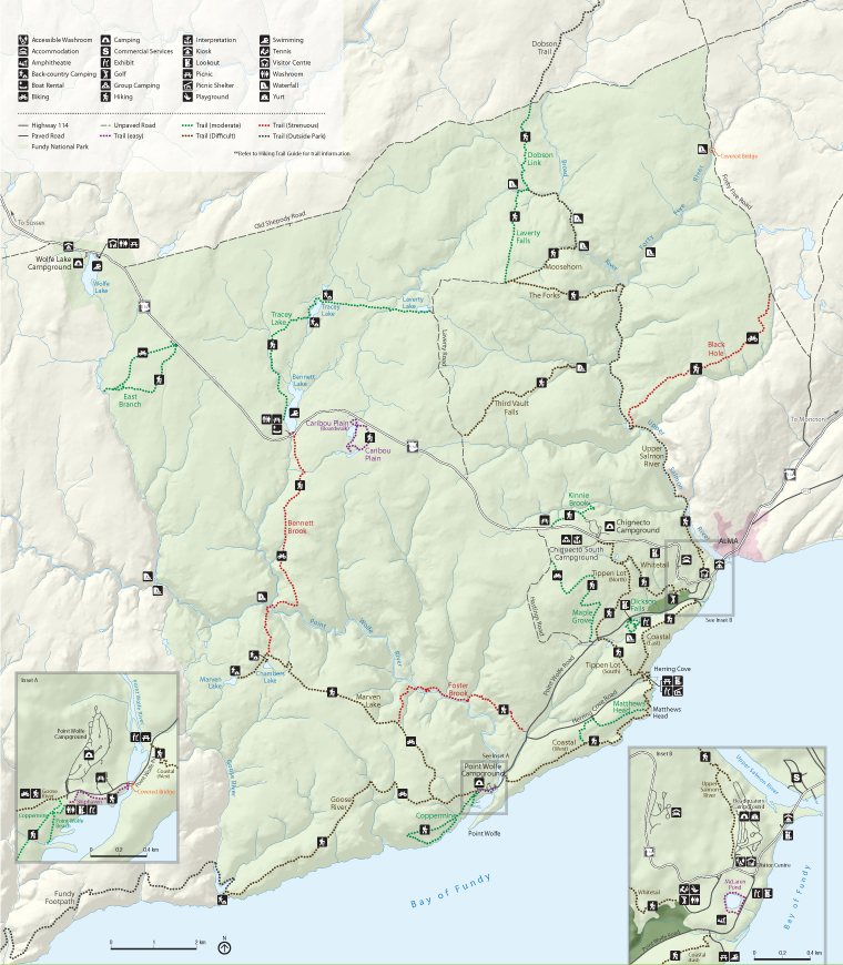 Fundy National Park | FreshAir Adventure on map showing national parks, map of all animals, map of all caves, map with national parks, massachusetts national parks, map of county parks, map of all air force bases, map of all peninsulas, map of all water, top 25 national parks, map of all resorts, map of all sinkholes, all 58 national parks, colorado national parks, federal and national parks, map of all native american reservations, map west united states parks, map of all casinos, map of all hospitals, printable map national parks,
